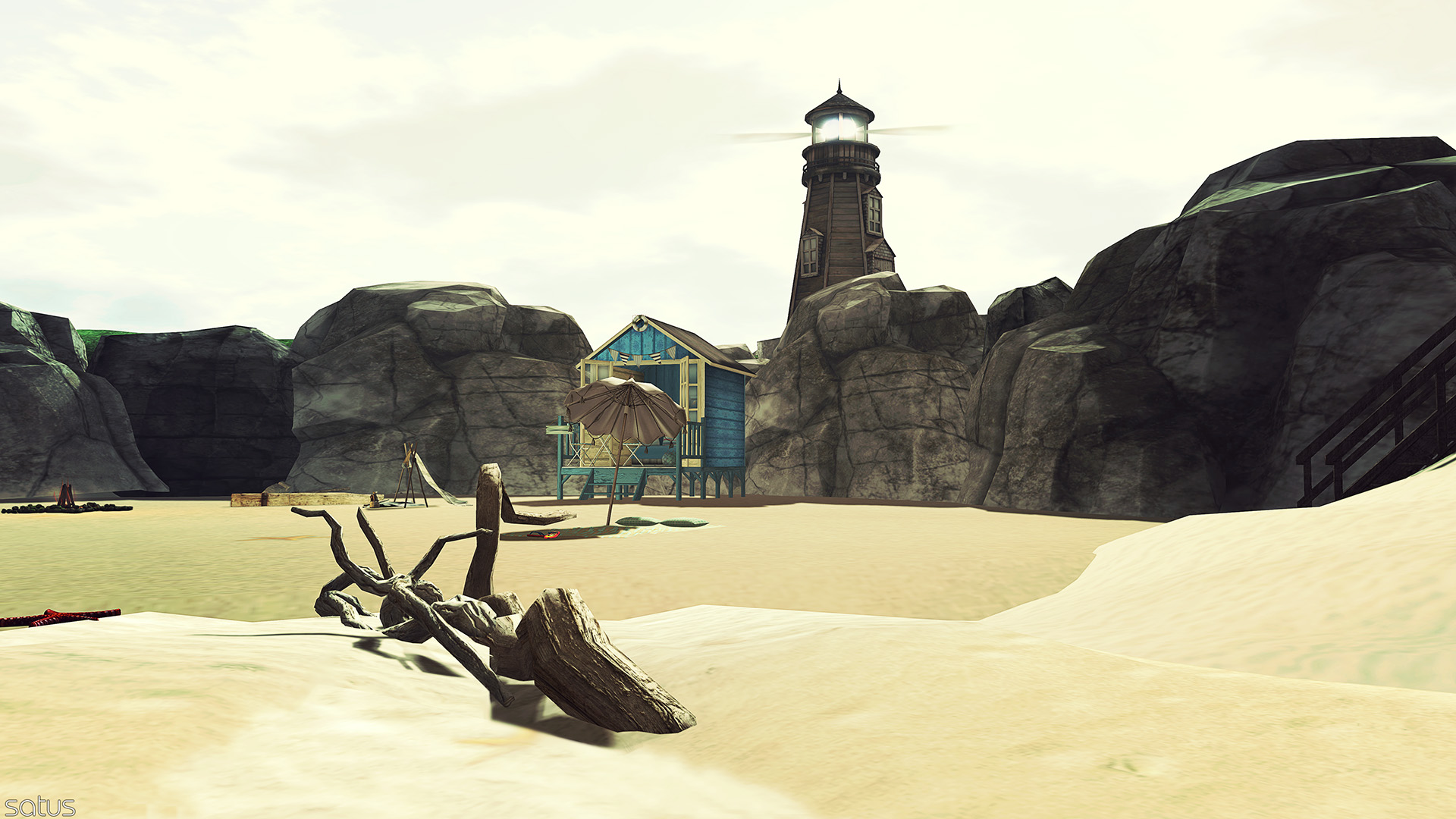 SL Travel: A Room With a View