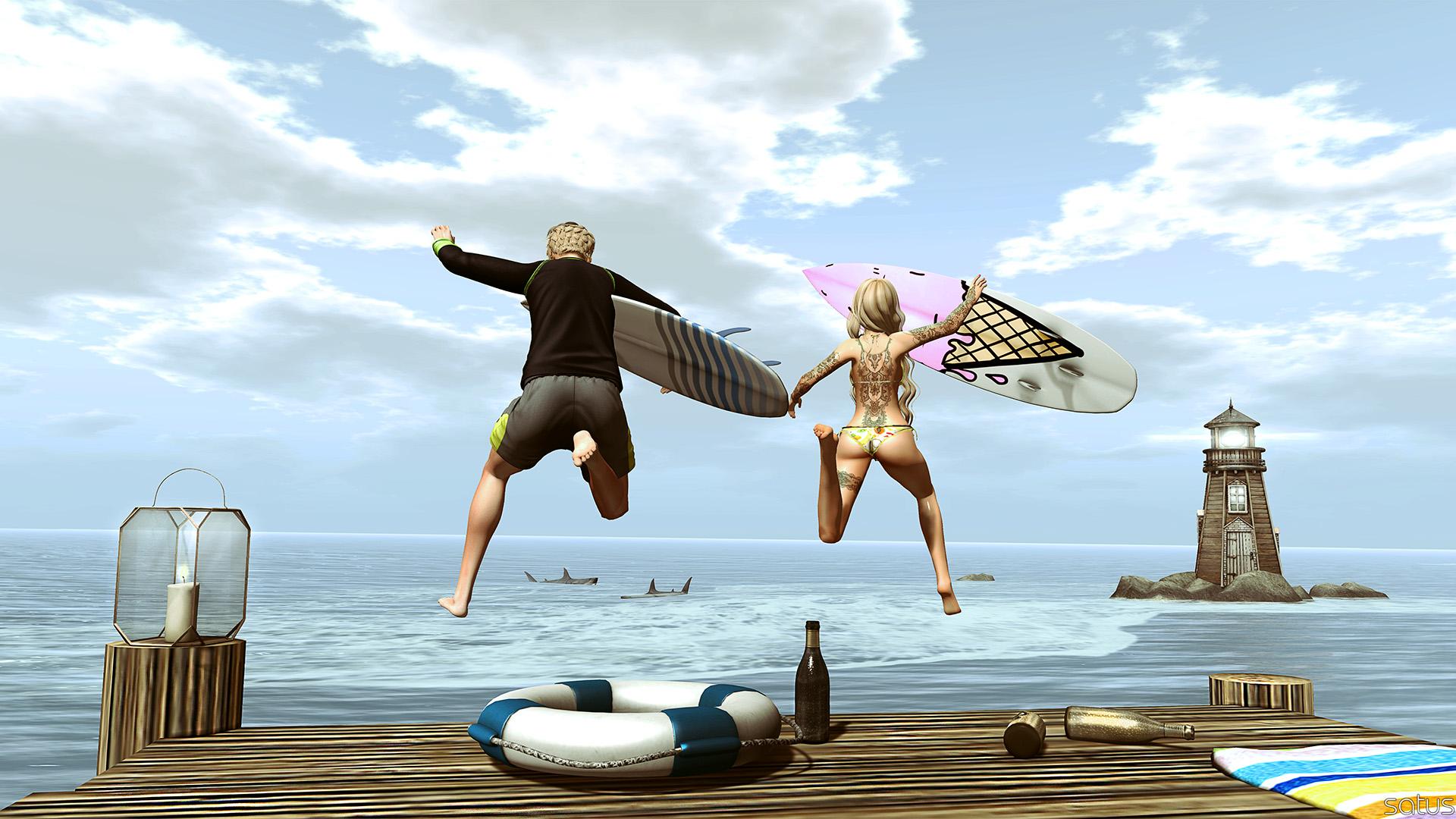 Jump & Surf