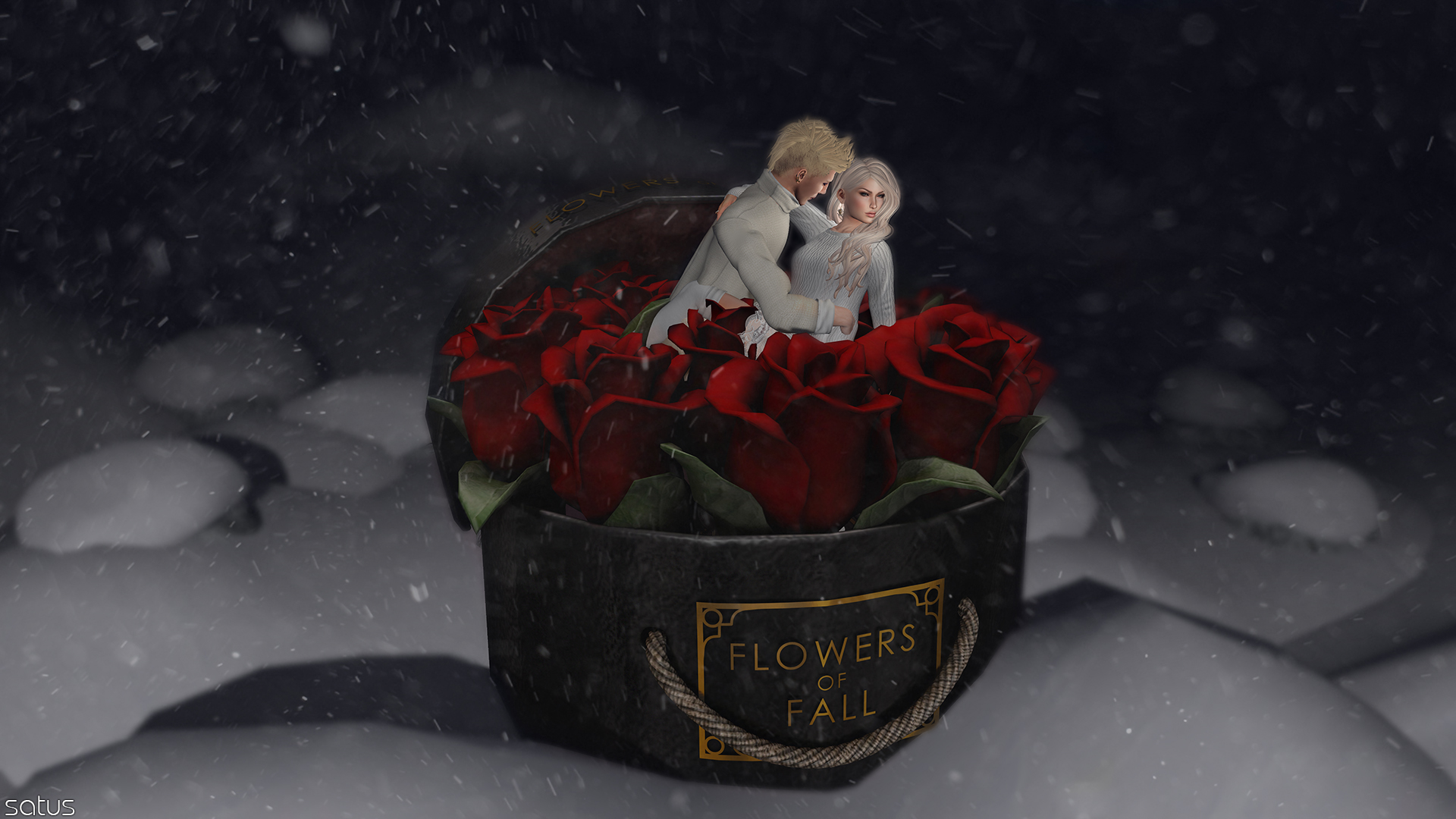 There Were Roses In The Snow