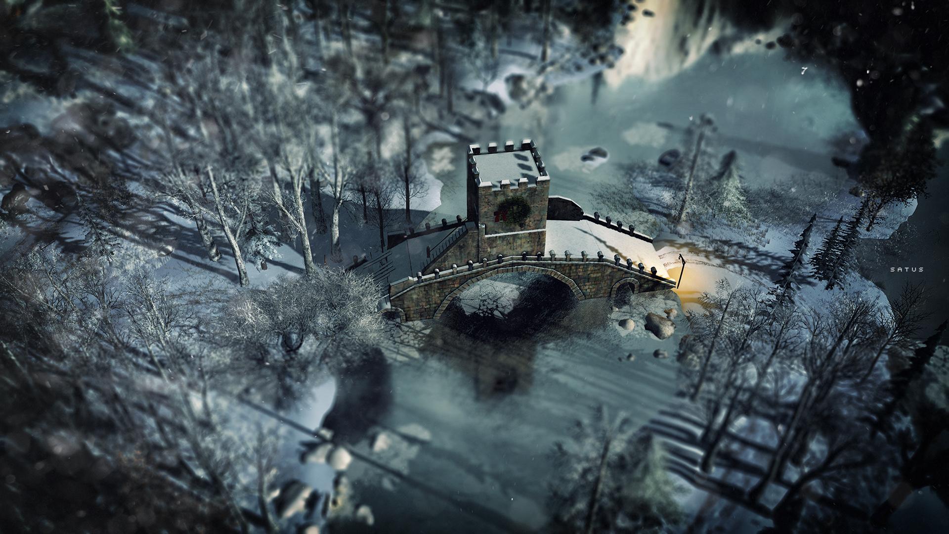 SL Travel: Winter Trace - Winter Land